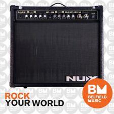 NU-X FrontLine 50 Guitar Amplifer 50w Amp - Brand New - NUX
