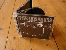The Bosshoss - Stallion Battalion LIMITED DELUXE EDITION  (CD+DVD) RAR!