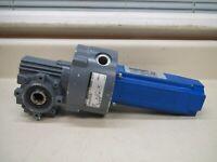 Kollmorgen Bauer VLM23D-ALNR-00 BS02-84-C/IEC63/SP Worm Gear Servo Motor Assy