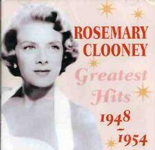 Rosemary Clooney - Greatest Hits 1948-1954 [New CD]