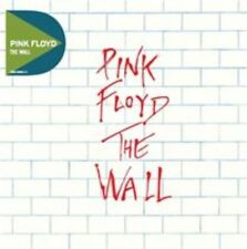 Pink Floyd The Wall 2 CD 2016 Re-issue Remaster David Gilmour Roger Waters
