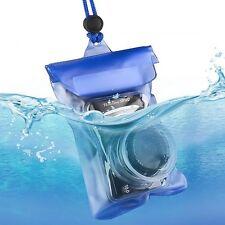 WaterProof Dry Pouch Bag Case Cover For DSLR SLR Digital Camera Canon Nikon
