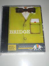 Jeu Amstrad CPC 464 - BRIDGE - Infogrames NEUF SOUS BLISTER