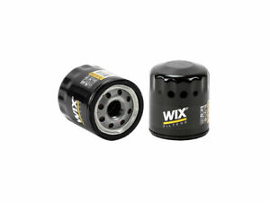 WIX Oil Filter fits Chevy Cruze 2016-2019 12GVFM