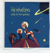 (ET403) The Penelopes, Sally In The Galaxy - 2011 DJ CD