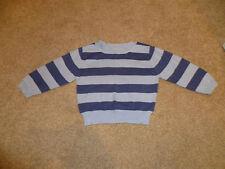 Primark Boys' 100% Cotton Jumpers & Cardigans (0-24 Months)