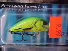 SALE Salmo Deep Hornet Lure H4SDR-YD in for Bass/Trout/Walleye/Crappie/Trout
