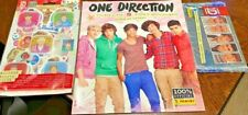 Brand New Sealed Panini One Direction Collectible Lot Cards Stickers Album More!
