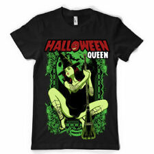 Halloween Basic Loose Fit T-Shirts for Men