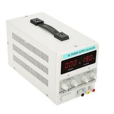 Regelbar Labornetzgerät 0-30V 0-5A Labornetzteil Netzgerät DC Trafo Netzteil DE#