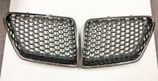 08-09 Pontiac G8 GT GXP Upper Kidney Grilles Mesh Inserts Pair GM OEM Grill