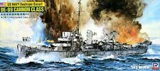 Pit Road 1/700 U.s. Navy Destroyer Escort Canon Class & Back Ray Class 3pcs W/T