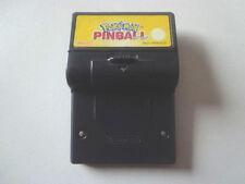 GameBoy Color Spiel - Pokemon Pinball (Modul)