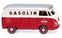 """#078813 - Wiking VW T1 (Typ 2) Kastenwagen """"Gasolin"""" - 1:87"""