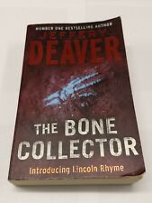 The Bone Collector by Jeffery Deaver (Paperback, 2008) - Free Shipping