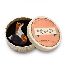 Erstwilder brooch Mr. Fantastic new in box Mr Fantastic Fox