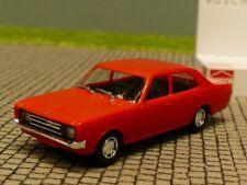 1/87 Busch Opel Record C rot 42013