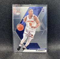 Rj Barrett Rookie 2020 Mosaic Basketball Panini #229 New York Knicks