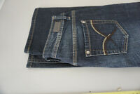 STREET ONE Georgia Damen Jeans high waist stretch Hose W29 L30 darkblue NEU #E13