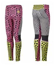 adidas Originals ObyO Jeremy Scott OpArt Leggings Pants Herren Fitness Sport