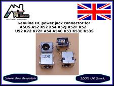 ASUS A52 X52 X54 X52J X52F K52 U52 K72 K72F A54 A54C K53 K53E K53S DC jack