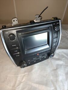 2015-2017 TOYOTA CAMRY STEREO TOUCH SCREEN CD PLAYER AM FM RADIO RECEIVER 100366