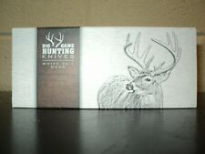"BIG GAME HUNTING KNIVE ""WHITE TAIL DEER"" BY AMERICAN MINT(T=40/7)"