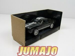 SHE2 voiture 1/43 FORD LEGEND SERIES : Shelby Mustang GT350 1965 Black