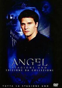 DVD COFANETTO DA COLLEZIONE ANGEL tutta la stagione 1 ita - raro