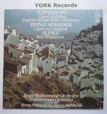 CFP 40242 - TCHAIKOVSKY - Capriccio Italien WELDON Royal PO - Ex Con LP Record