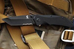 Taktisches Taschenmesser, Mr. Blade Russland -- Otava Serrator