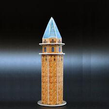CubicFun Educational Mini 3D Paper Model Puzzle Jigsaw DIY Toy Galata Tower