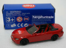 Siku Super 1007 BMW 645i Convertible Open-Top Vehicle Limited Model