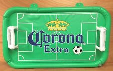"Corona Extra /Light Blow Up Inflatable Soccer Futbol Sign Double Sided 28"" x 17"""