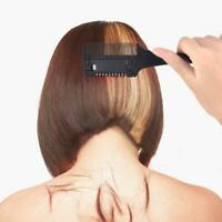 Practical Double-sided Hair Cutter Razor Thinning Shaper Comb Trimmer women comb