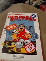 Tapper BY Sega for Atari 2600  CIB▪︎▪︎▪︎▪︎▪︎FREE SHIPPING▪︎▪︎▪︎▪︎▪︎