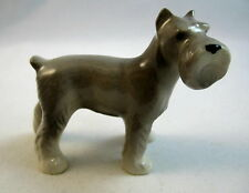 Hagen Renaker miniature made in America Schnauzer dog