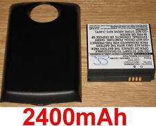 Coque + Batterie 1100mAh type LGIP-690F SBPL0101901 Pour LG E900, LG Optimus 7