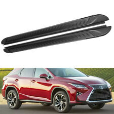 Fit For Lexus RX RX350 RX450h F Sport 4th 17 18 Running Board Side Step Nerf Bar