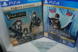 Valkyria Chronicles Remastered Europa Edition & Revolution for PS4