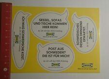 Aufkleber/Sticker: Ja ich will den Ikea Katalog (290117124)