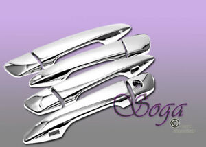 FOR LEXUS RX350 RX450h CT200h IS250 IS350 ES350 GS350 CHROME DOOR HANDLE COVERS