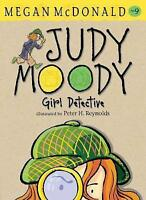 Judy Moody, Girl Detective, McDonald, Megan, Very Good Book