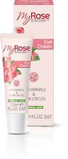My Rose Eye Contour Cream Bulgarian Rose Oil & Hyaluronic Acid dark circles 20ml