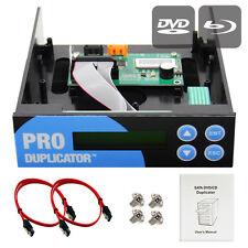 Produplicator 1-1 Blu-ray CD/DVD BD SATA Duplicator Copier CONTROLLER+Cbl & Scrw