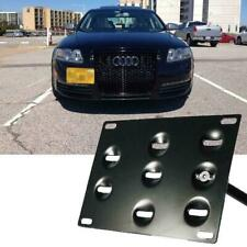 License Plate Bumper Mount Bracket Adapter Holder for Audi A4 S4 A5 A7 RS7 08-17