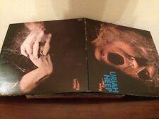 "URIAH HEEP SPANISH GATEFOLD 12"" LP SPAIN VERY 'EAVY - REISSUE CLASSIC ROCK"