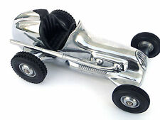 Hornet TETHER RACE CAR MODEL SPINDIZZY Aluminum 1930 replica BLK Leather