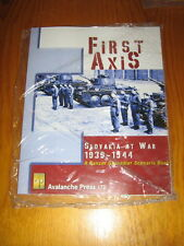 Panzer Grenadier: First Axis: Slovakia at War 1939-1944 (New)