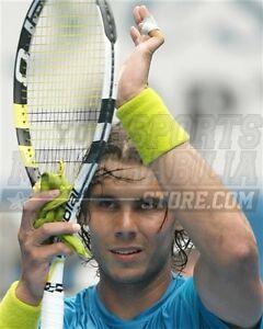 Rafael Nadal tennis racket  8x10 11x14 16x20 photo 599